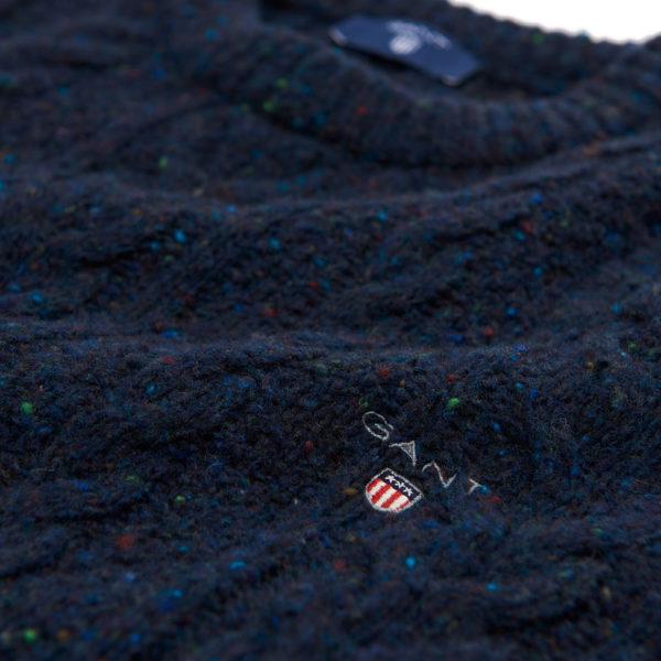 gant jumper detail