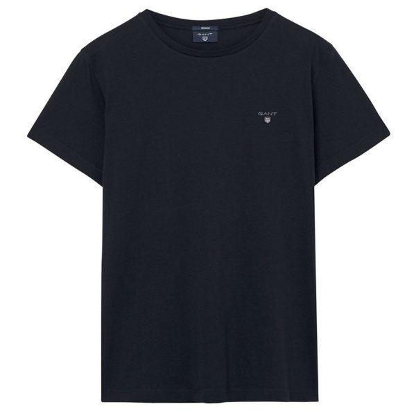gant t shirt black