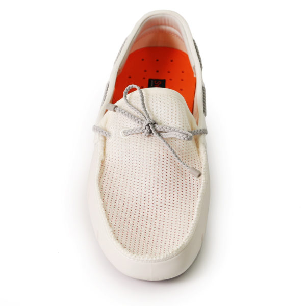 Braided Lace Loafer front