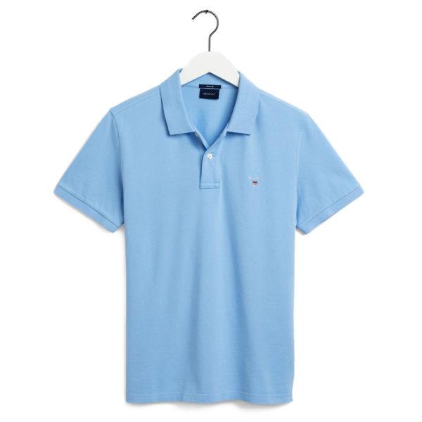 GANT Original Pique Polo Shirt c blue2