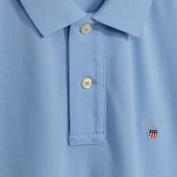 GANT Original Pique Polo Shirt c blue3