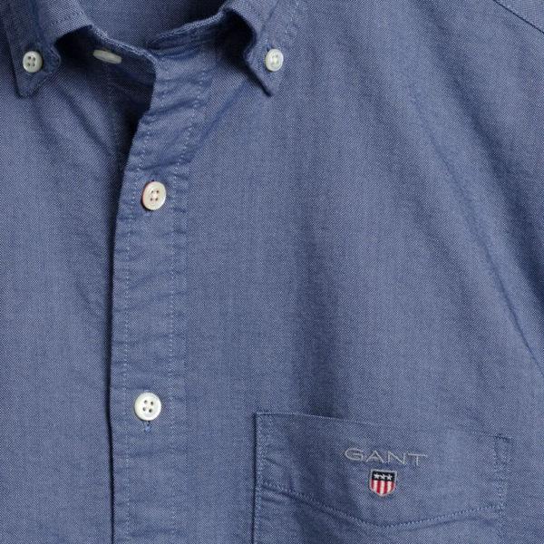 GANT Regular Fit Oxford Shirt P blue3