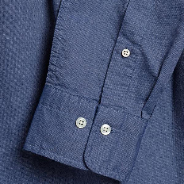 GANT Regular Fit Oxford Shirt P blue4