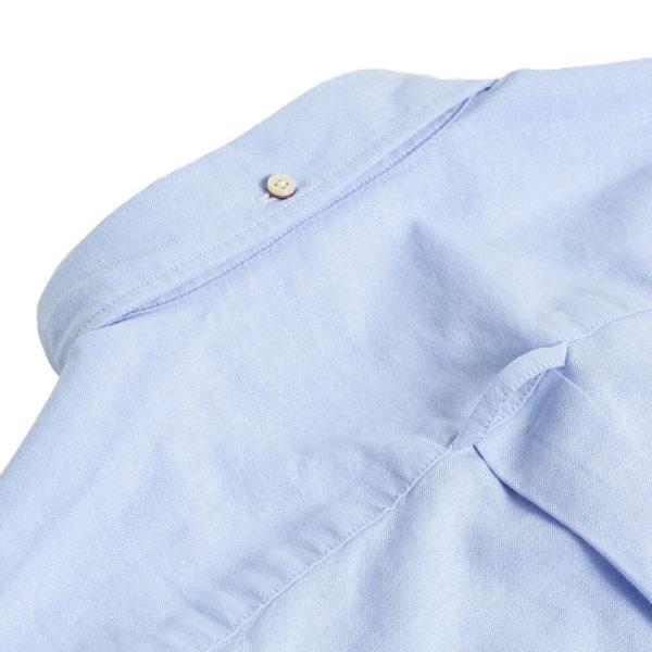 GANT Regular Fit Oxford Shirt blue2
