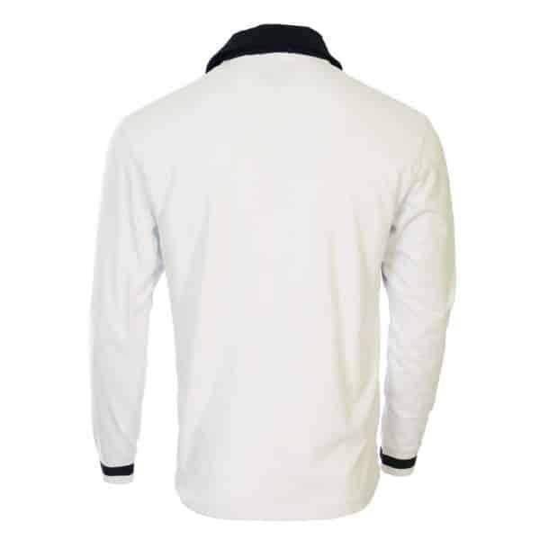 Hackett England Rugby Shirt back