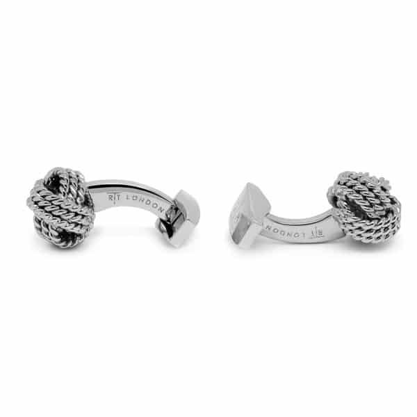 Knot cufflinks3