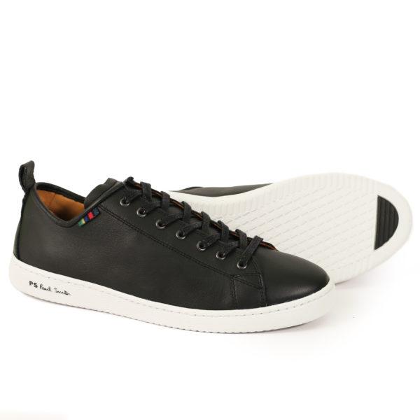 Miyata Black sneakers