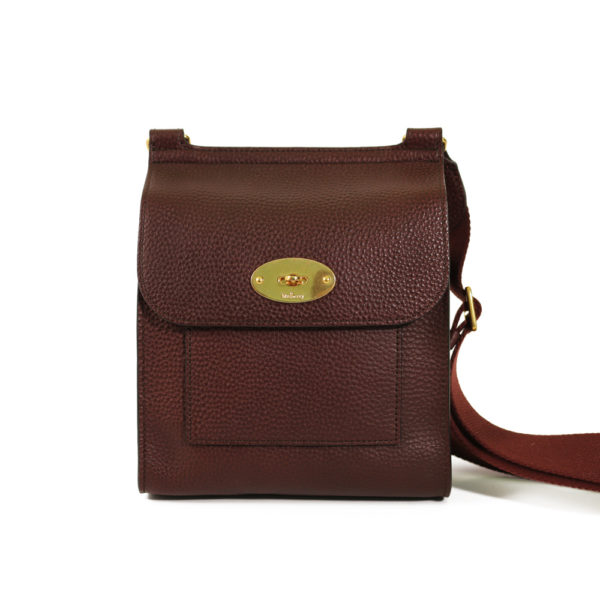 Small Classic Grain Bag Burgundy Mulberry
