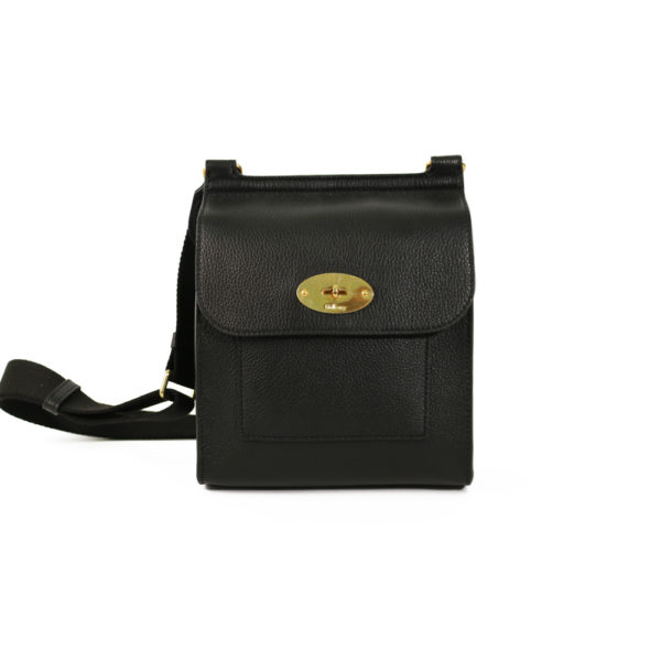 Small Classic Grain Bag Mulberry black main