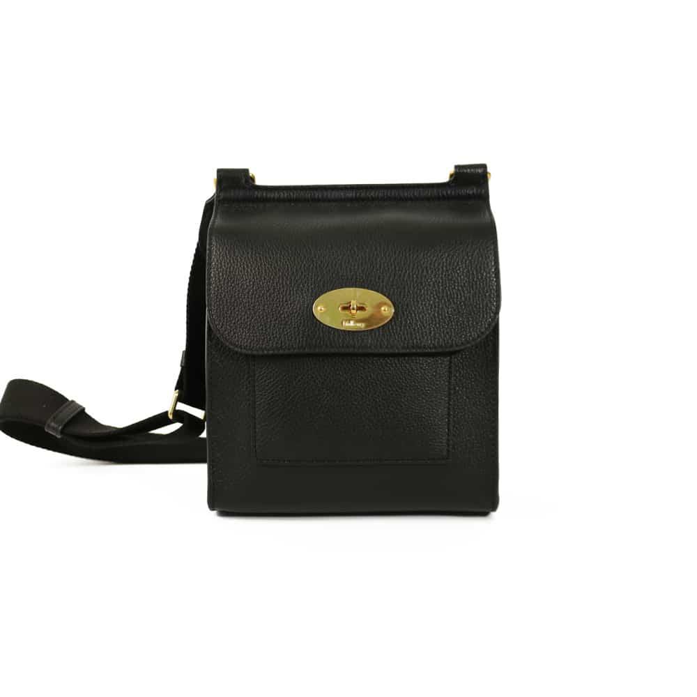 Small Classic Grain Bag Mulberry black main