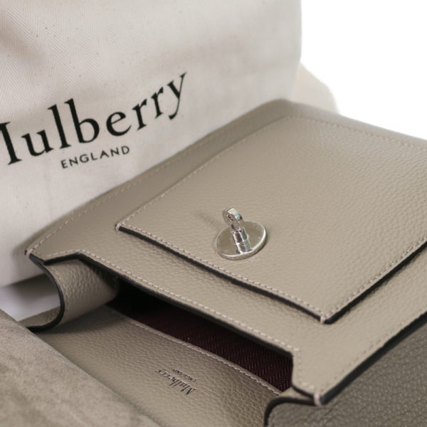 Small Classic Grain Bag Mulberry detail