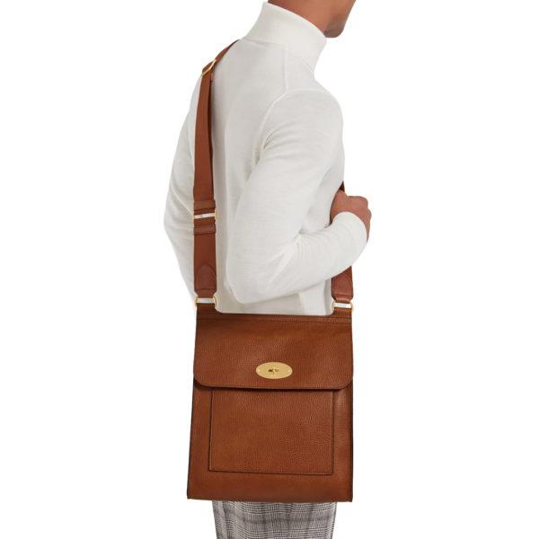 mulberry messenger bag large