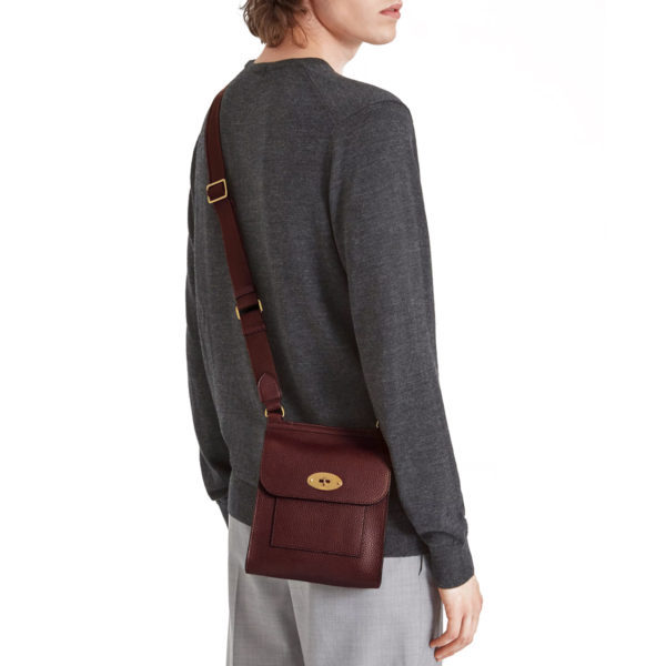 mulberry messenger bag small 1burgundy