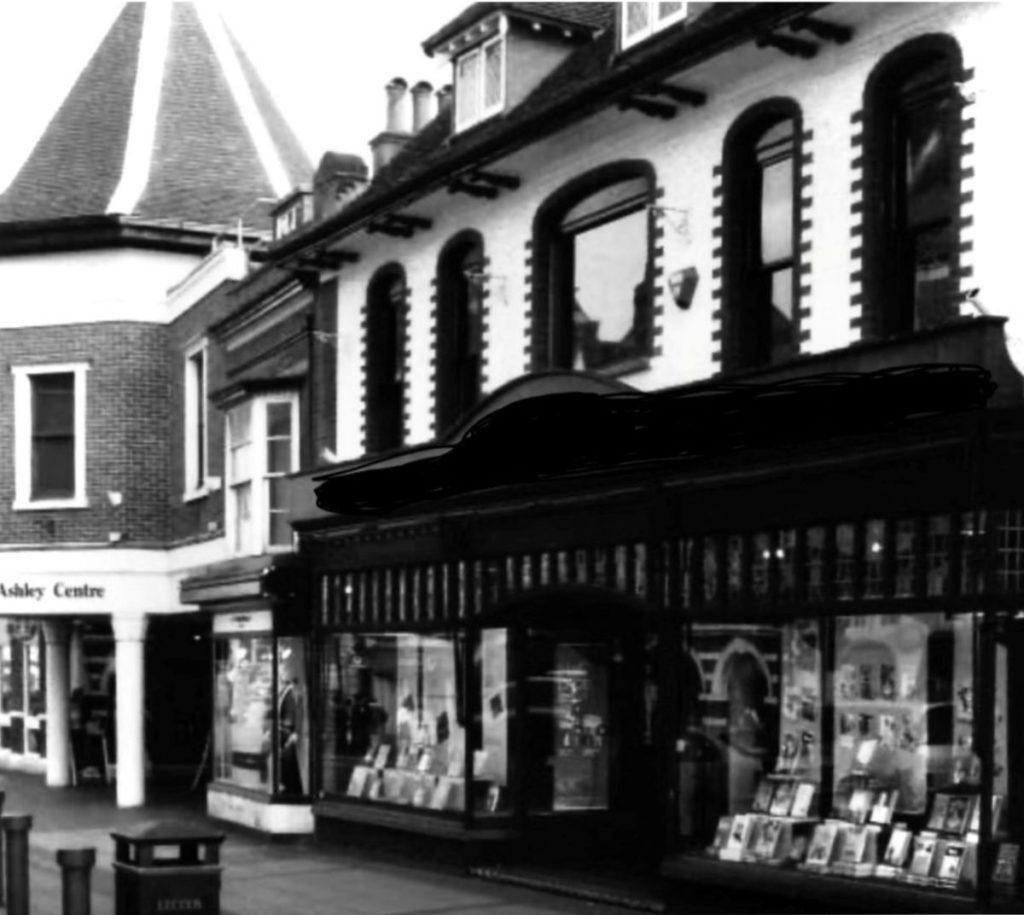 Bowden 1898 history shop