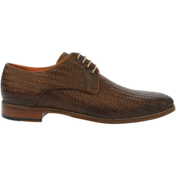 Braided Leather Shoe Tilco