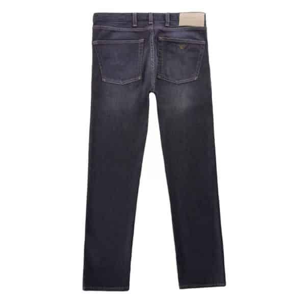 Emporio Armani J45 Regular Fit Jeans Blue1
