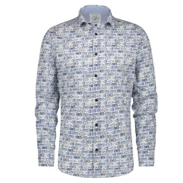 Fish Plates shirt