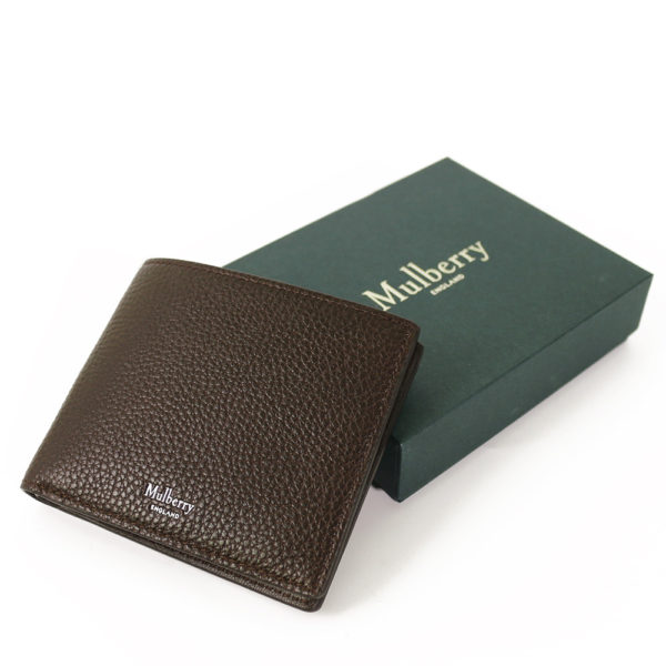 Grain Veg Tanned 8 Card Wallet case