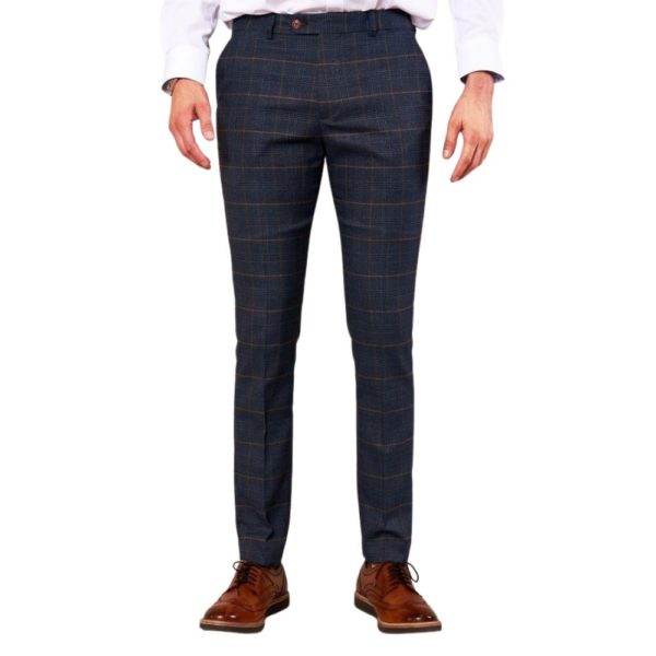 MD Jenson suit trouser