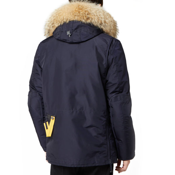 PARAJUMPERS Right Hand Jacket Navy back