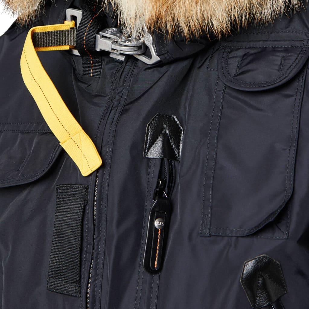 Parajumpers gobi jacket Pencil detail3