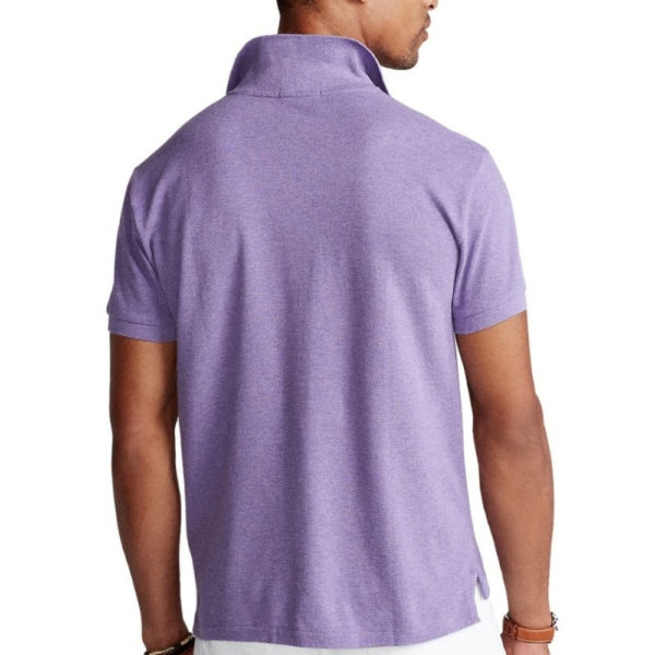 Polo Ralph Lauren Polo Shirt Purple back