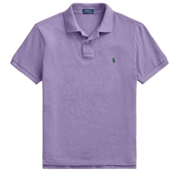 Polo Ralph Lauren Polo Shirt Purple front