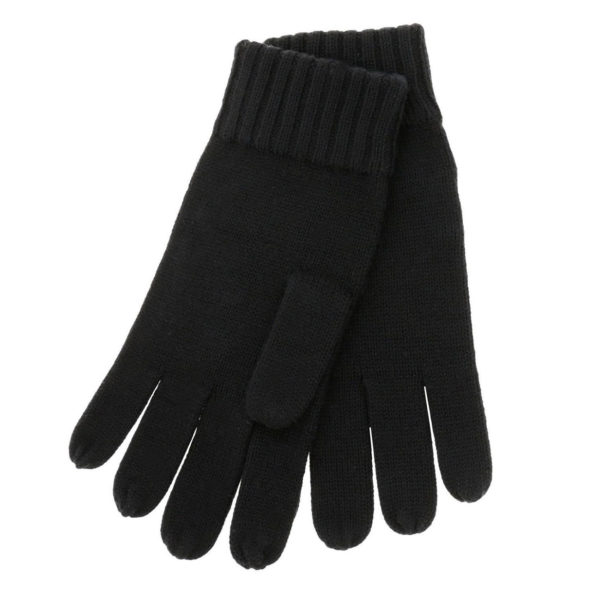 Ralph Lauren Gloves black2