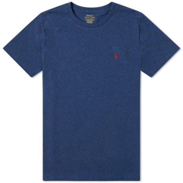 custom slim fit blue ralph lauren