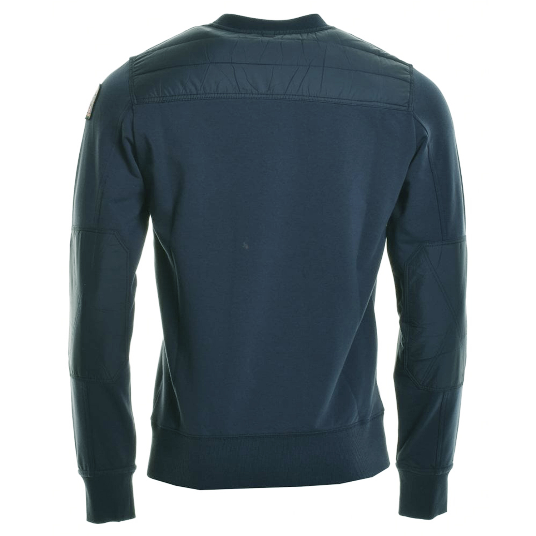parajumpers grady sweatshirt back1 interstellar