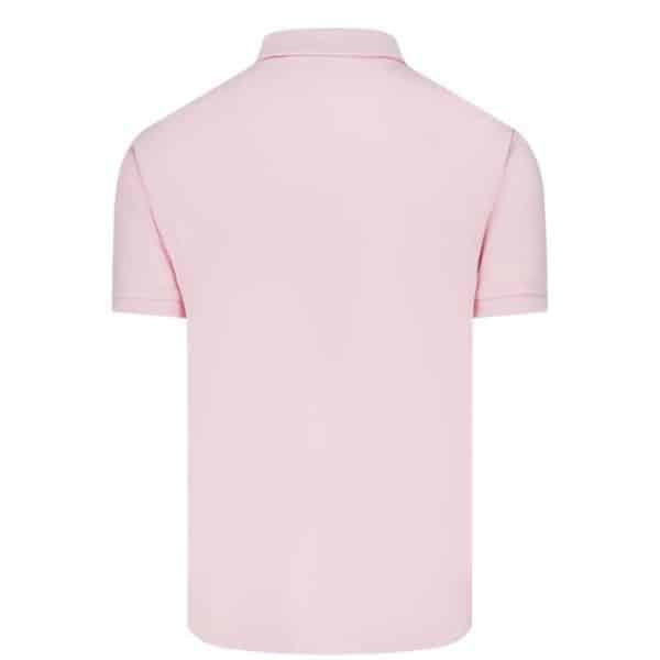 polo ralph lauren soft pink back