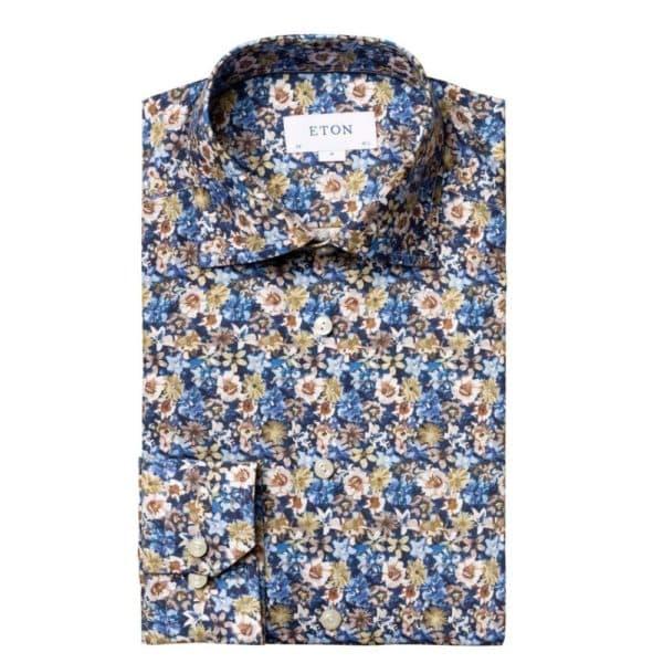 Eton Floral Shirt