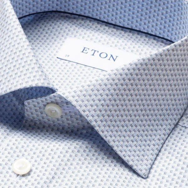 Eton Monogram collar