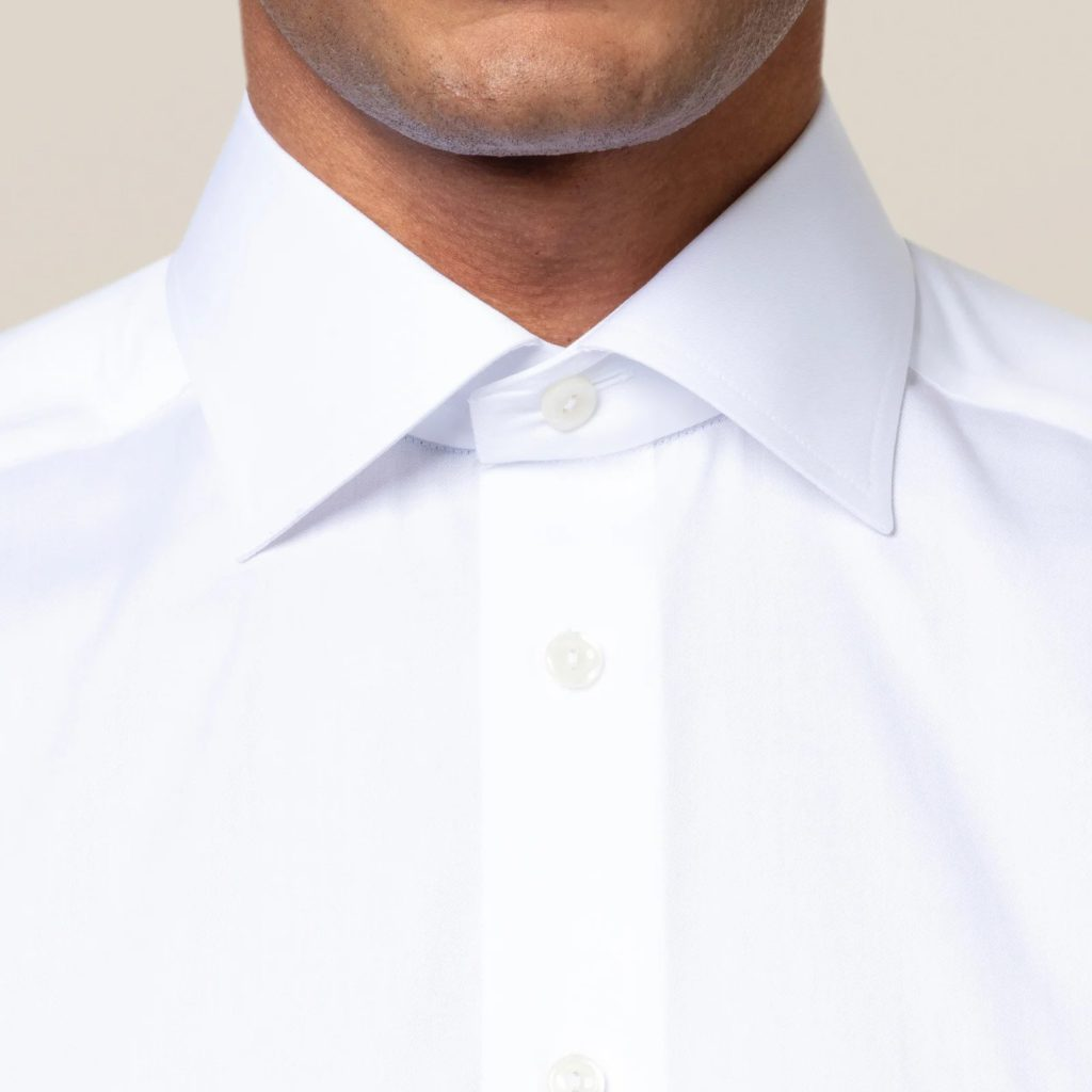 Eton Shirt Cut Away collar