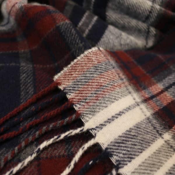GANT scarf detail