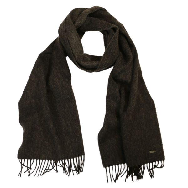 Hugo Boss scarf grey