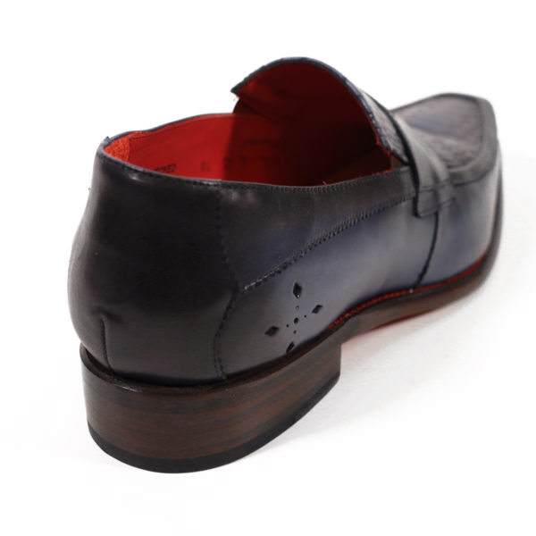 JEFFERY WEST Leather Melly Penny Loafers2