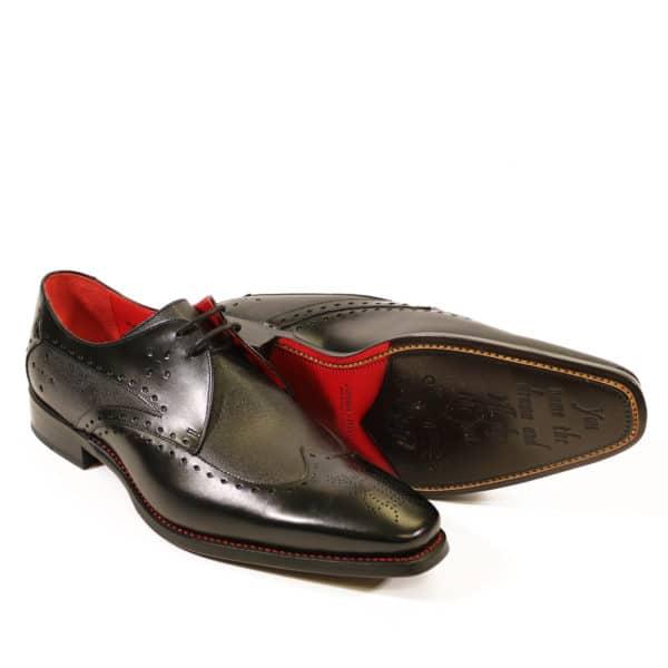 Jeffrey West Blaylock Hunger Shoe main Black