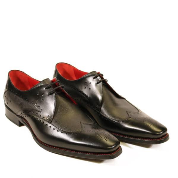 Jeffrey West Blaylock Hunger Shoe side new Black