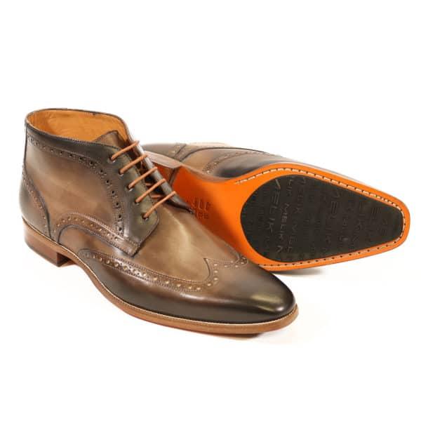 Melik Shoes Anselmo Bruin2