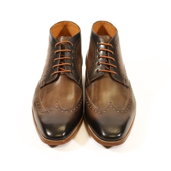 Melik Shoes Anselmo Bruin4