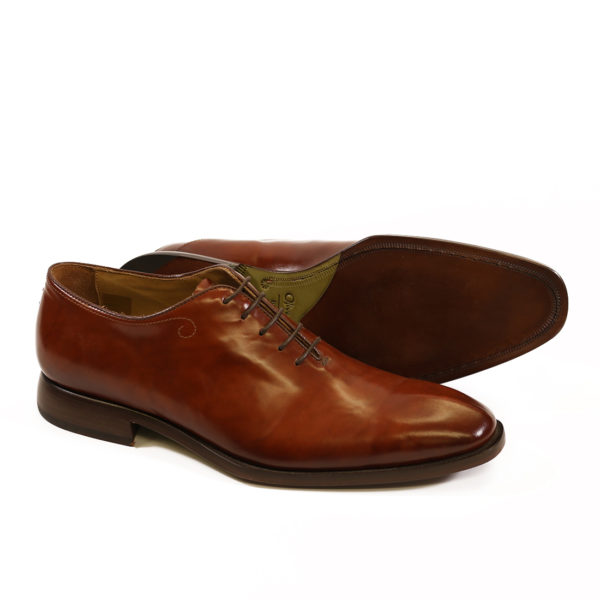 OLIVER SWEENEY BENUZZI Tan mens shoe photo