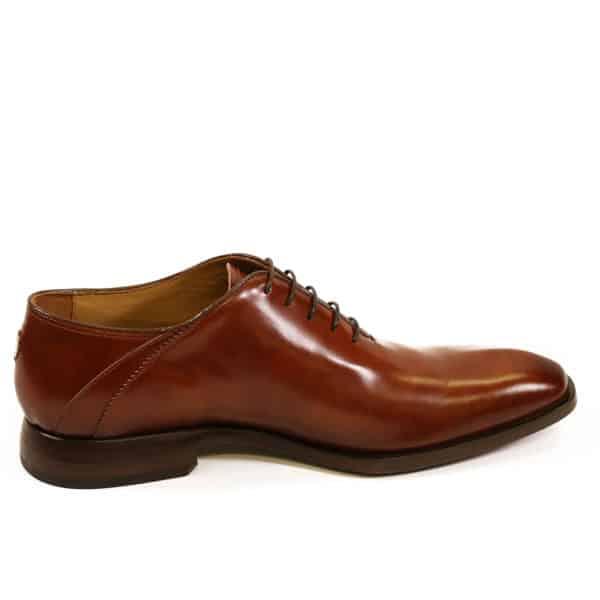 OLIVER SWEENEY BENUZZI Tan mens shoe2