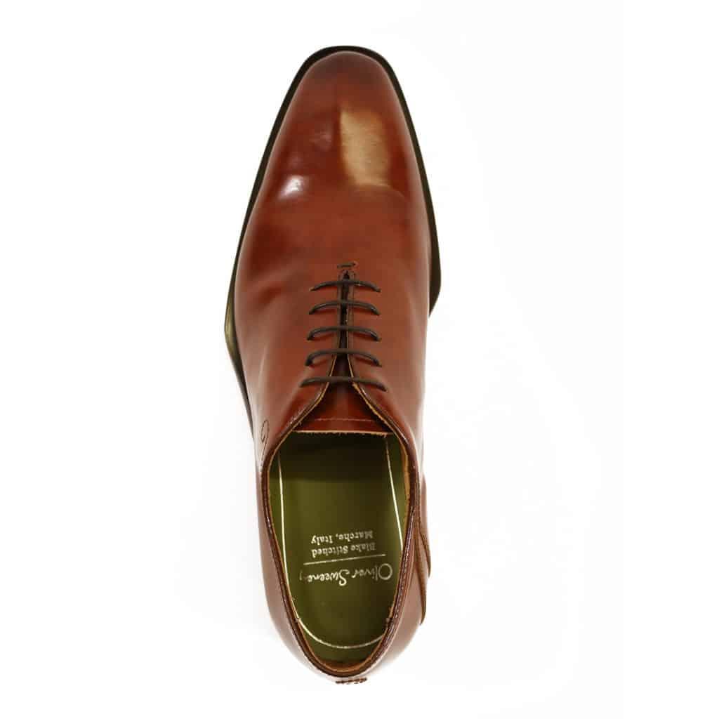 OLIVER SWEENEY BENUZZI Tan mens shoe5