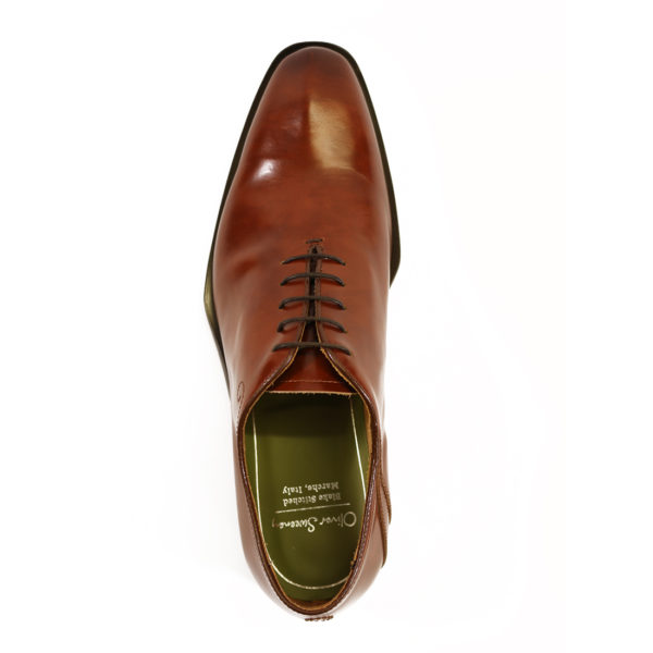 OLIVER SWEENEY BENUZZI Tan mens shoe5