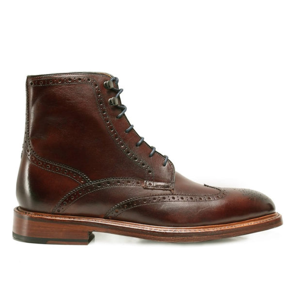 OLIVER SWEENEY Leather Carnforth Brogue Boots2