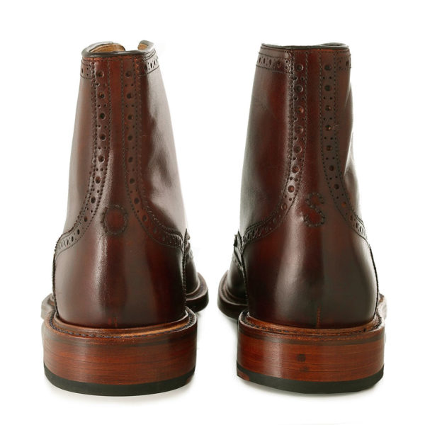 OLIVER SWEENEY Leather Carnforth Brogue Boots4