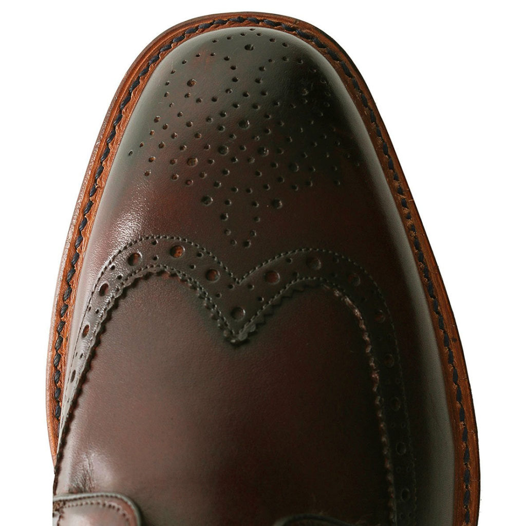 OLIVER SWEENEY Leather Carnforth Brogue Boots5