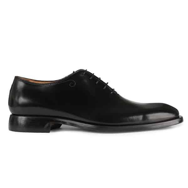 Oliver Sweeney Benuzzi Black Calf Leather Oxford Shoe2