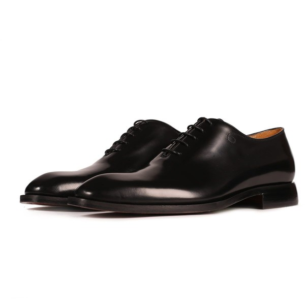 Oliver Sweeney Benuzzi Black Calf Leather Oxford Shoe3